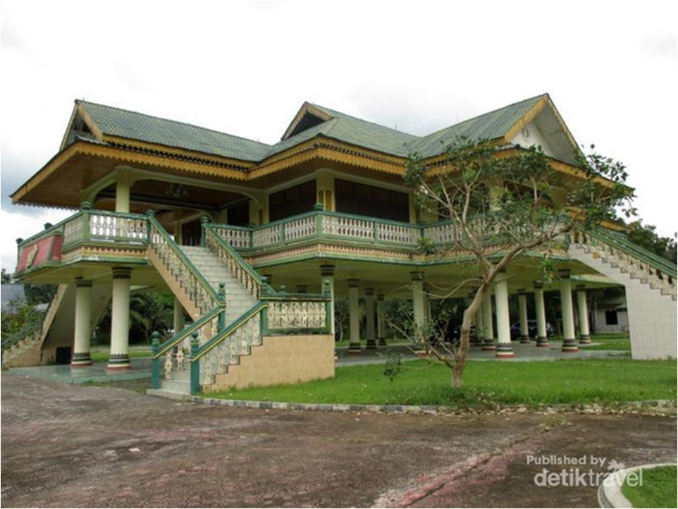 Photo of Tiang Negeri Langkat