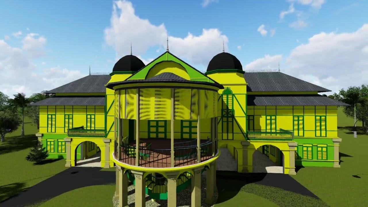 Revival Of Istana Langkat