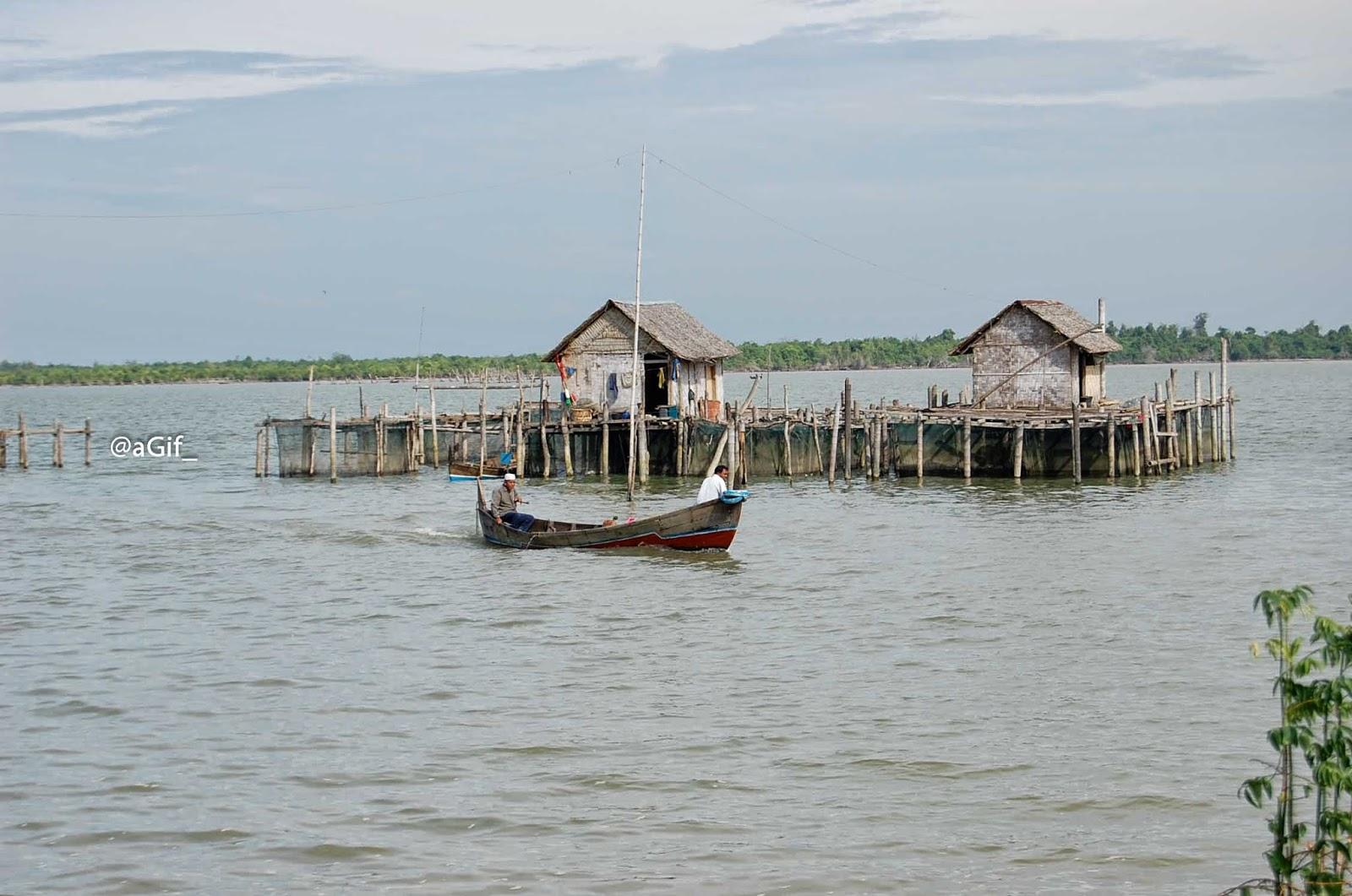 Photo of Keindahan Alam di Wisata Jaring Halus