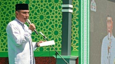 Photo of Gubernur Sumut : Jangan Tinggalkan Masjid Karena Takut Corona