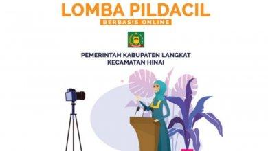 Photo of Siasati Maklumat Kapolri, Kecamatan Hinai Gelar Lomba Pildacil Online