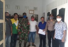 Photo of Kadus Dusun Tanjung Stabat Lama Barat Pastikan Data Penerima Covid-19 Tidak Double