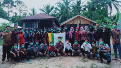 Photo of Wujudkan Langkat Jantungnya Rumpun Melayu, MBN Terus Bergerak Gelar Pengkaderan Di Bingai