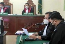 Photo of Sidang Eksepsi Okor Ginting Cs, Polres Langkat Belum Lakukan Penyidikan Terhadap Susilawati