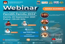 Photo of Besok, KPU Langkat Gelar Webinar Partisipasi Pemilih Dalam Pemilu 2024