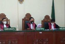 Photo of Majelis Hakim Putuskan Okor Ginting Vonis 1 Bulan 15 Hari